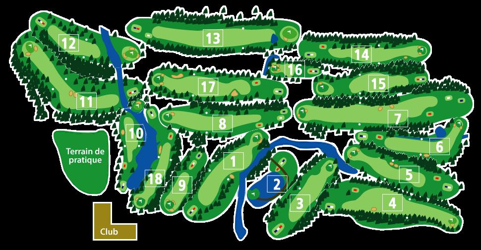 golf-ste-flore-parcours